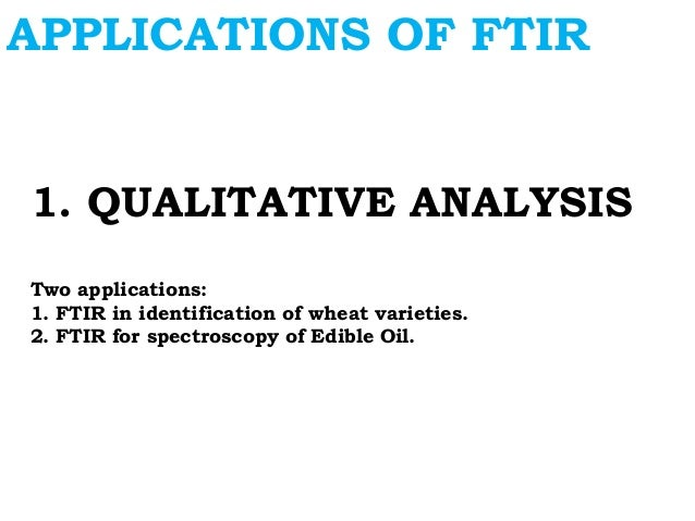 application of spectrophotometry in food analysis