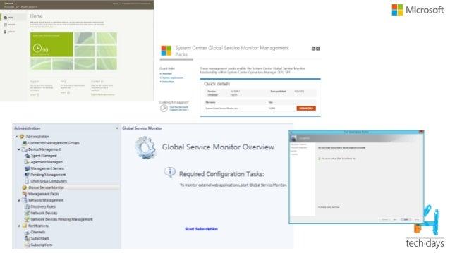application performance monitoring scom 2016