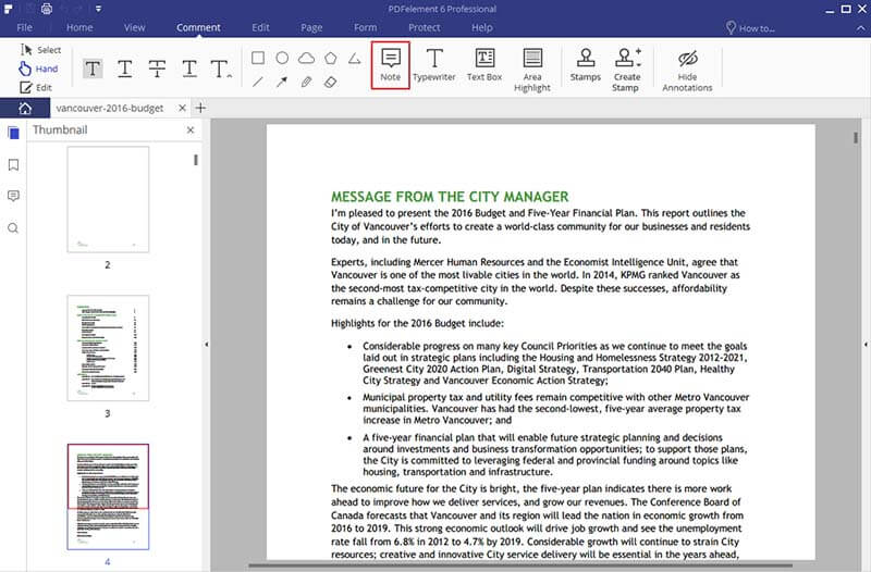 application pour annoter des pdf