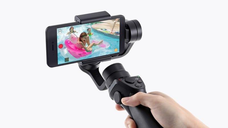 application pour filmer des video