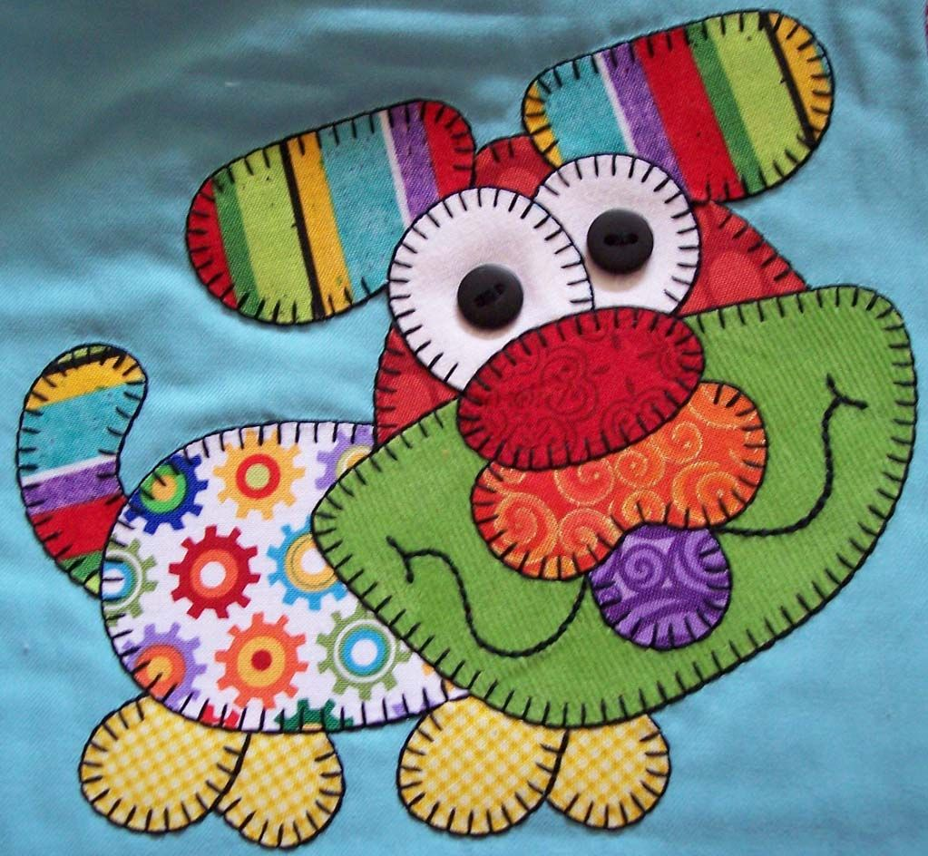 applique designs for baby quilts