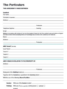 bc tenancy act application form