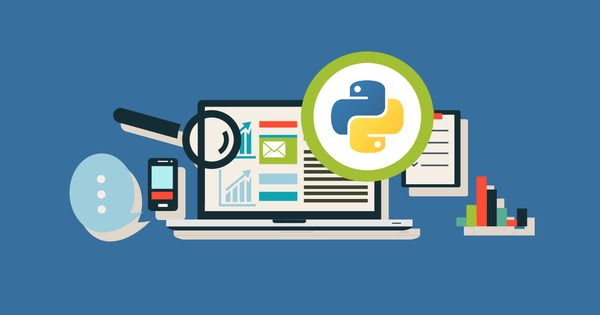 build an application with python