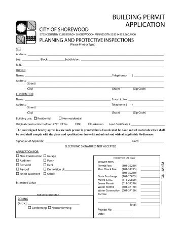 city of vancouver building permit application