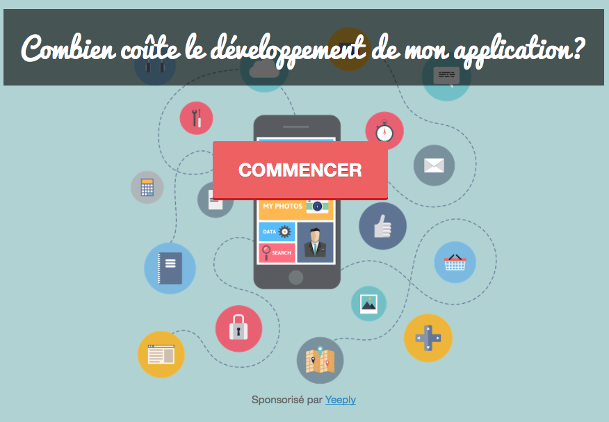 comment faire une application gratuitement