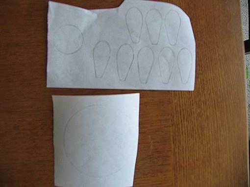 how to freezer paper applique