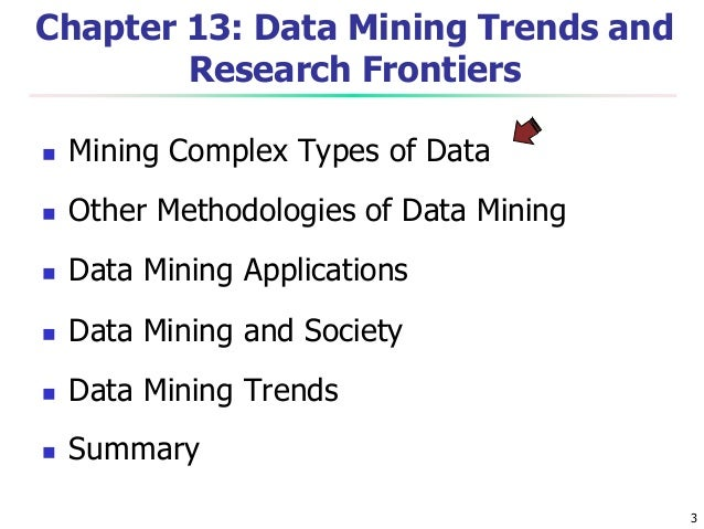 educational data mining applications and trends