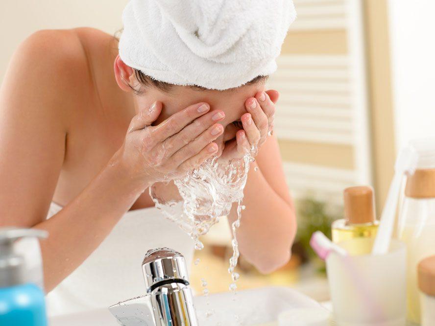 dans quel ordre appliquer les soins du visage