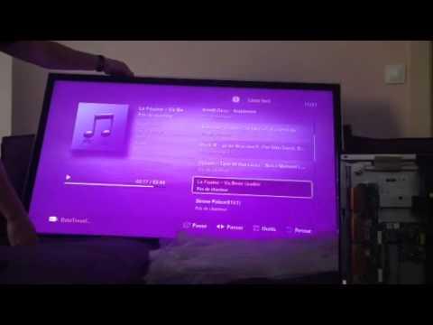 application youtube sur tv samsung