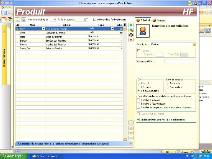 donner des exemples de logiciels d application