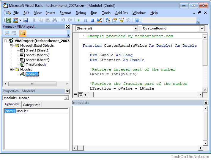 ms visual basic for applications