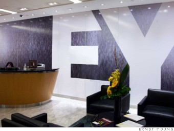 ernst and young internship application process