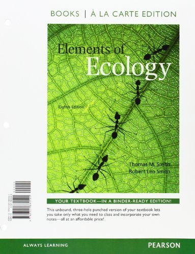 ecology concepts and applications 4th edition