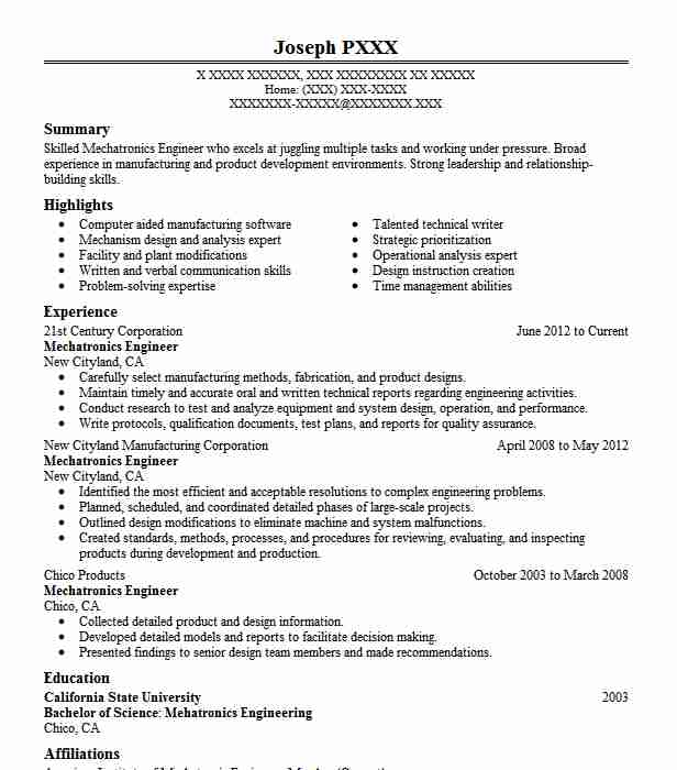 internship application letter for engineering students