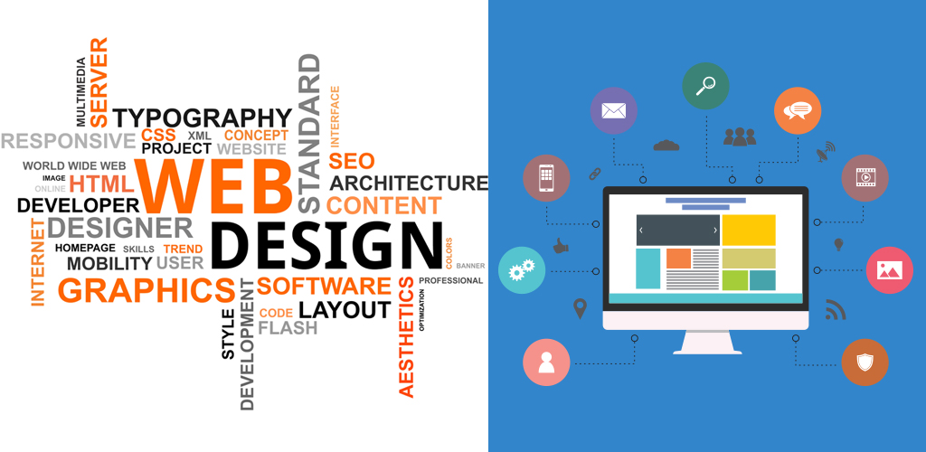 latest web application design trends
