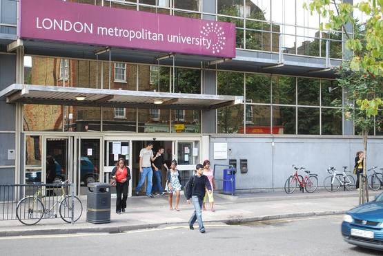 london metropolitan university application form