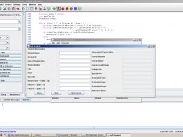 mini project calendar application using c++