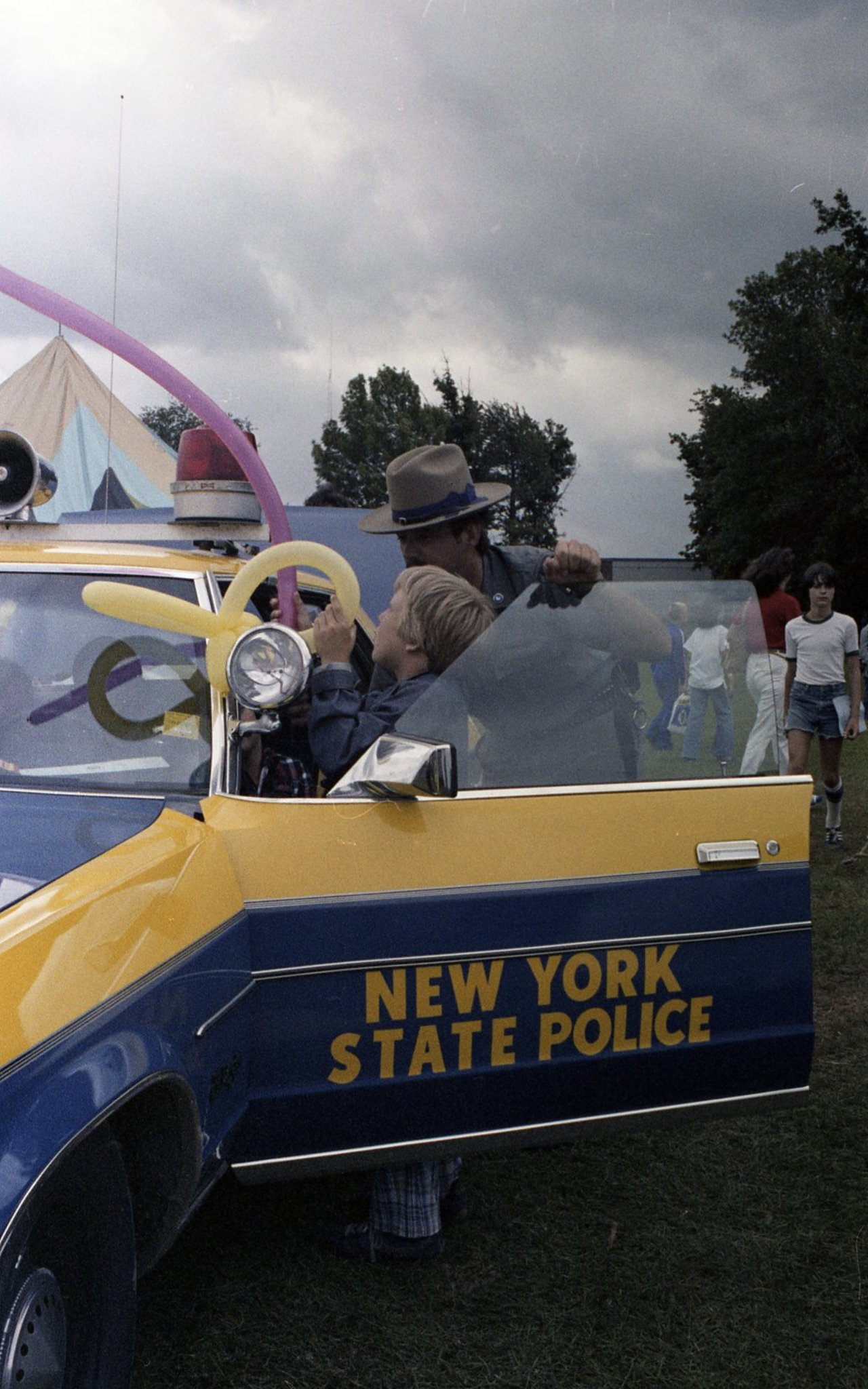 new york state police application