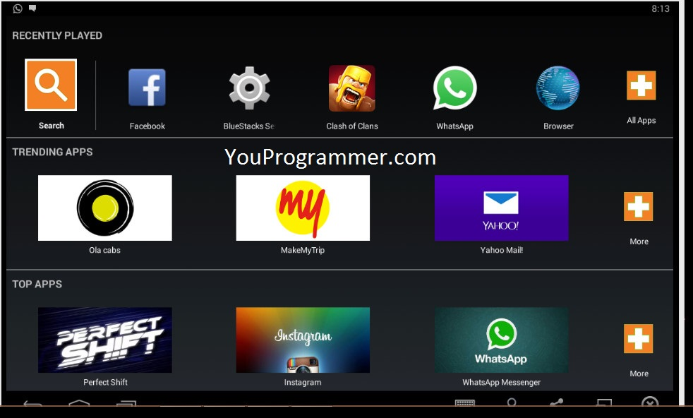 run windows applications on mac