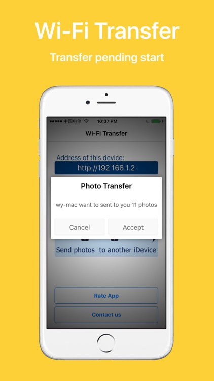 transferer application iphone vers ipad