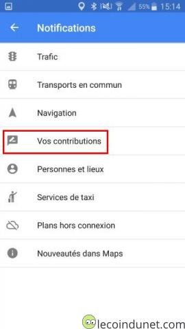 transfert application android vers carte sd