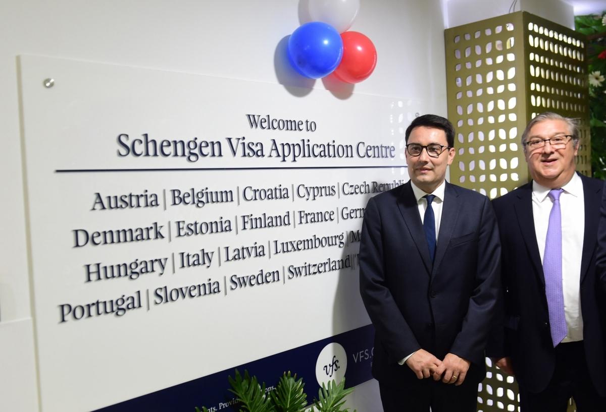 vfs india tracking visa application